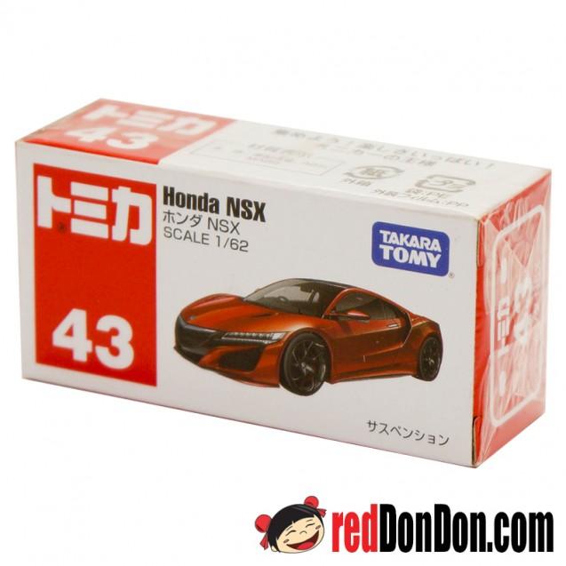 TOMICA 43 HONDA NSX