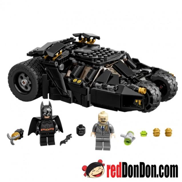 LEGO® 76239 Batmobile™ Tumbler Scarecrow™ Showdown 蝙蝠戰車