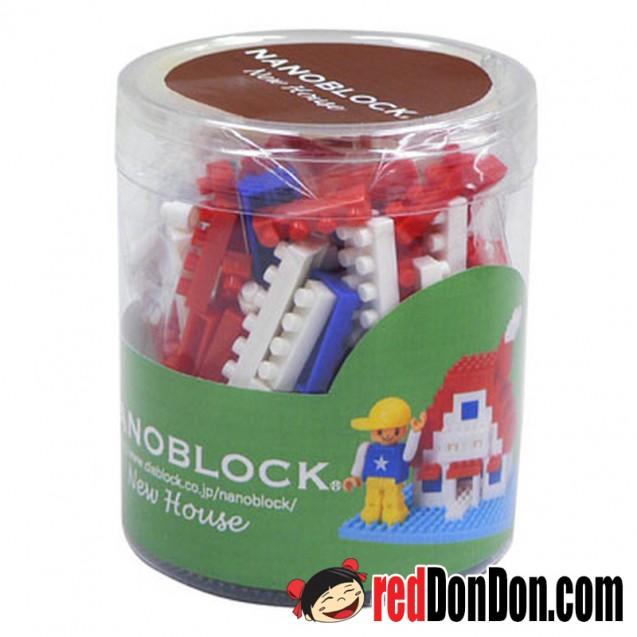 ML-029 nanoblock New House Set