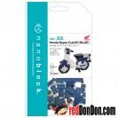 NBC-356 本田電單車 Honda‧Super Cub 50 Blue nanoblock
